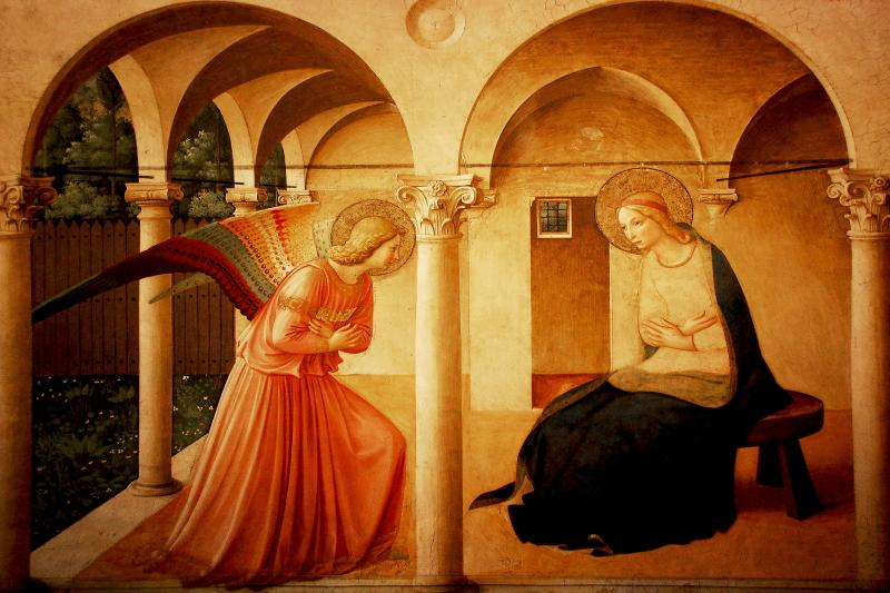 Fra Angelico Aniol