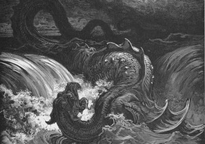 122.The Destruction of Leviathan