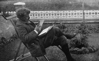 G. K. Chesterton at the age of 31