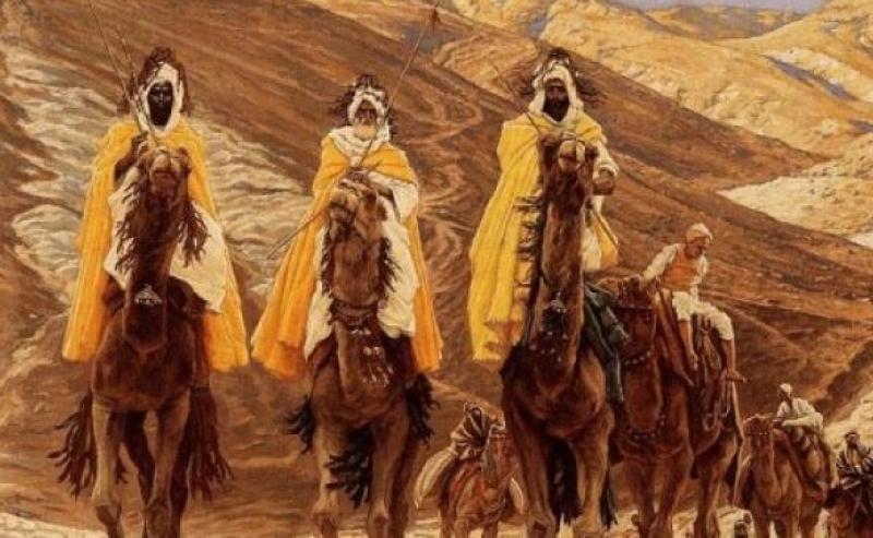Thomas Stearns Eliot Podróż Trzech Króli