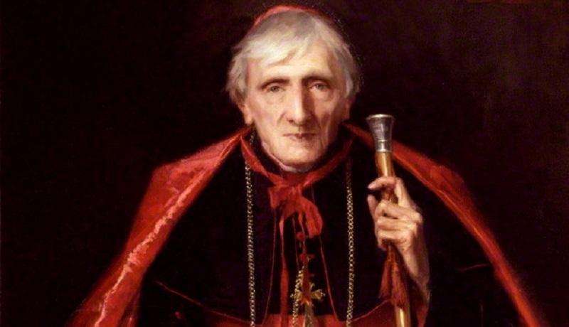 Znalezione obrazy dla zapytania kardynał Newman