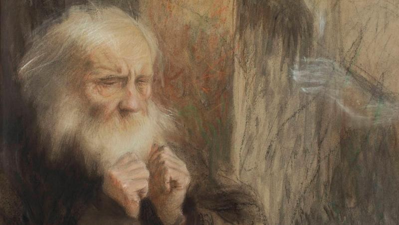 Karol Samsel Kultura Wobec Starości Między Organicznością