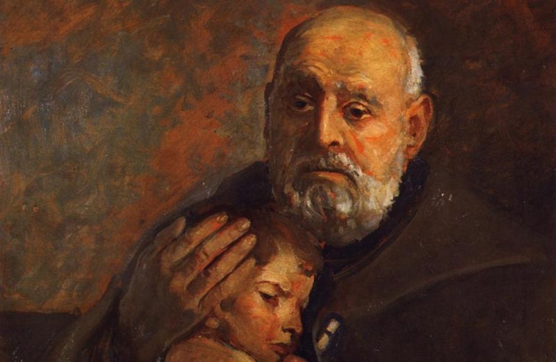 Brat Albert – w twarzach  nędzarzy i bezdomnych widział oblicze Chrystusa